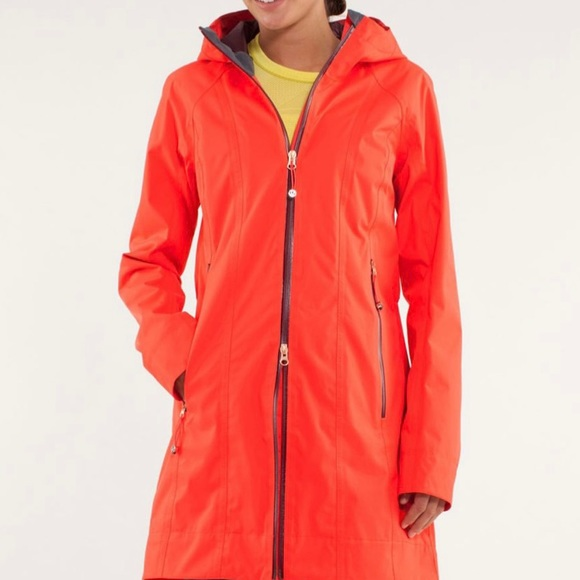 Lululemon Right as Rain Jacket